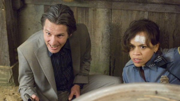 Rosie Perez appears in a scene from the 2008 film 'Pineapple Express.'