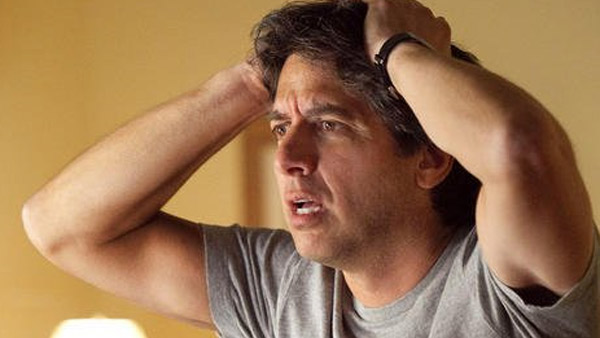 Ray Romano appears in a scene from the TNT series 'Men of a Certain Age.'