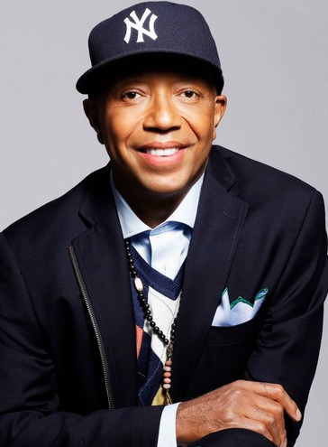 Russell Simmons appears in a photo posted on his...