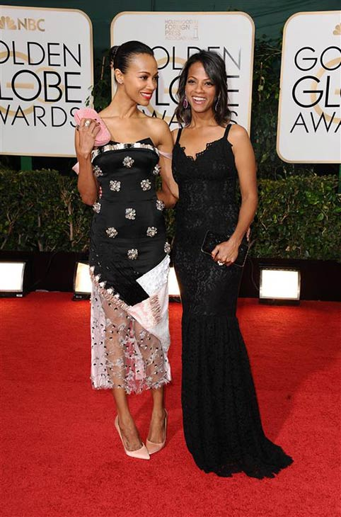 "<div class=""meta image-caption""><div class=""origin-logo origin-image ""><span></span></div><span class=""caption-text"">Zoe Saldana and sister Cisley Saldana appear at the 2014 Oscars in Hollywood, California on March 2, 2014. (Sara De Boer / Startraksphoto.com)</span></div>"