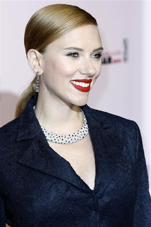 "<div class=""meta ""><span class=""caption-text "">Scarlett Johansson appears at the Cesar Film Awards in Paris on Feb. 28, 2014. (Franck Leguet / ABACA / Startraksphoto.com)</span></div>"