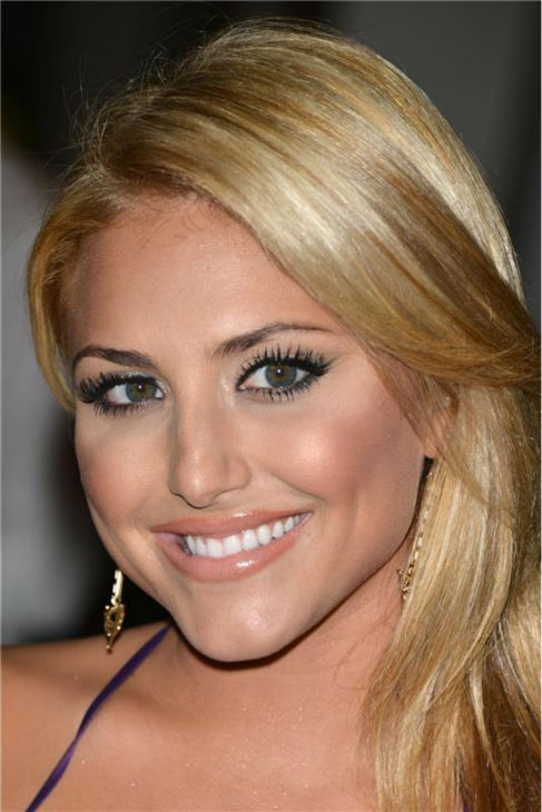 Cassie Scerbo attends the premiere of 'Sharknado' on Aug. 2, 2013.