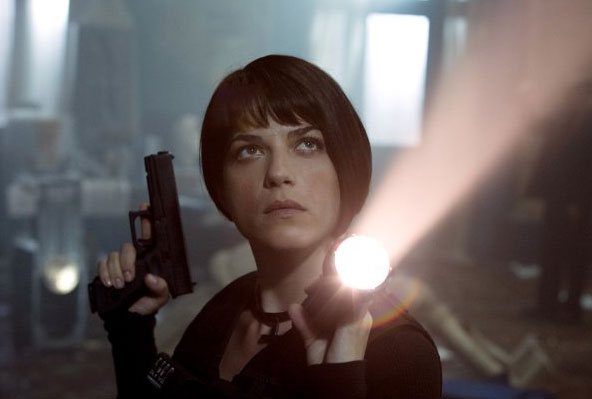 Selma Blair appears in a scene from the 2008 film 'Hellboy II: The Golden Army.'