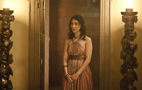 "<div class=""meta ""><span class=""caption-text "">Sibel Kekilli appears as Shae in a scene from season 3 of the HBO show 'Game of Thrones.' (Helen Sloan / HBO)</span></div>"