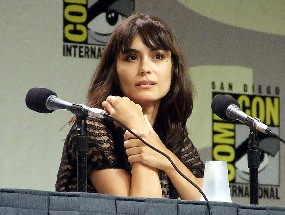 Shannyn Sossamon appears in a photo from the 2007 Comic Con on July 27, 2007.