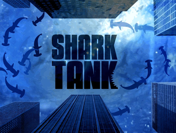 Still image from the show 'Shark Tank.'