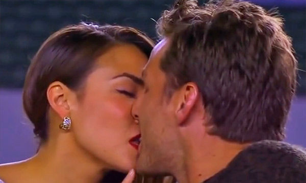 &#39;The Bachelor&#39; season 18 star Juan Pablo Galavis kisses Sharleen on an episode of the ABC dating show that aired on Jan. 20, 2014. <span class=meta>(ABC)</span>