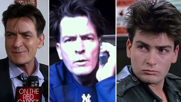 Charlie Sheen played a man busted &#39;for drugs&#39; who gets cozy with Ferris Bueller&#39;s sister Jeanie, played by Jennifer Grey, in the 1986 comedy film &#39;Ferris Bueller&#39;s Day Off.&#39; Sheen also starred in in the 1986 movie &#39;Platoon,&#39; which also features Richard Edson, who plays a garage attendant in &#39;Ferris Bueller.&#39; Sheen later starred in films such as &#39;Wall Street&#39; in 1987, &#39;Major League&#39; in 1989 and in its 1994 sequel, &#39;Hot Shots!&#39; in 1991 and in its 1993 sequel, &#39;The Three Musketeers&#39; alongside Kiefer Sutherland in 1993, &#39;The Chase&#39; in 1994 and voiced a dog in the movie &#39;All Dogs Go to Heaven 2&#39; in 1996. In 2003, Sheen began starred on the CBS sitcom &#39;Two and a Half Men,&#39; which featured him as Charlie, a party-loving womanizer. In 2010, he reported made about &#36;1.8 million an episode. In 2001, he and Denise Richards starred in the romantic comedy &#39;Good Advice.&#39; They married in 2002 and had two daughers - Sam, who was born in 2004, and Lola, who was born in 2005. Sheen and Richards divorced in 2006. Sheen was previously married to model Donna Peele between 1995 and 1996. They have no children together. Sheen wed his third wife, Brooke Mueller, in 2008. She gave birth to their twin sons, Bob and Max, in March 2009. Sheen had a personal meltdown in 2011. He was fired from &#39;Two and a Half Men&#39; after insulting its creator in media interviews. He later starred in another sitcom, &#39;Anger Management,&#39; which airs on FX. &#40;Check out full details of Charlie Sheen&#39;s 2011 meltdown here&#41;.   &#40;Pictured: Charlie Sheen talks to OTRC.com at the premiere of &#39;Anger Management&#39; in Los Angeles on June 26, 2012. &#47; Charlie Sheen on his uStream webcast &#39;Sheen&#39;s Corner Episode 3, Torpedoes of Truth Part 2&#39; on Monday, March 7, 2011. &#47; Charlie Sheen appears in a scene from the 1986 movie &#39;Ferris Bueller&#39;s Day Off.&#39;&#41; <span class=meta>(OTRC &#47; ustream.tv&#47;recorded&#47;13167959 &#47; Paramount Pictures)</span>
