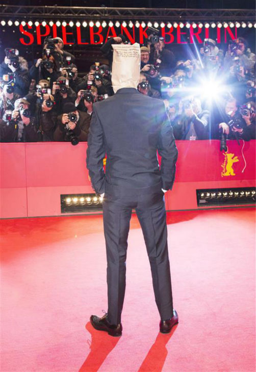 "<div class=""meta image-caption""><div class=""origin-logo origin-image ""><span></span></div><span class=""caption-text"">Shia LaBeouf appears with a paper bag over his head at the premiere for 'Nymphomaniac Volume I' at the Berlin Film Festival on Feb. 9, 2014. The bag contains the words 'I am not famous anymore' -- a phrase he has tweeted daily since January, when he declared he was retiring from public life following a plagiarism scandal. (Jochen Zick / Startraksphoto.com)</span></div>"