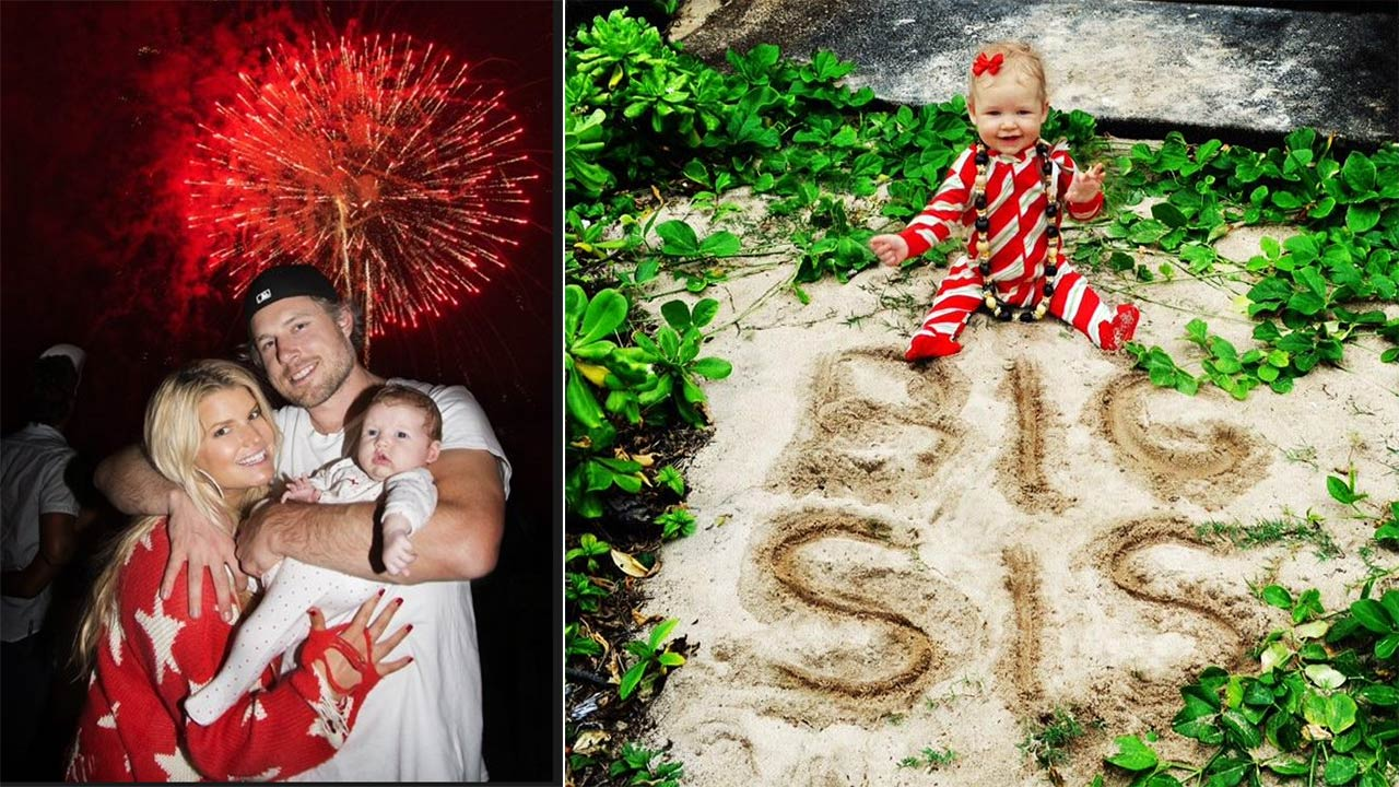 Merry Christmas 2012: Celebrities share holiday photos | The Live ...