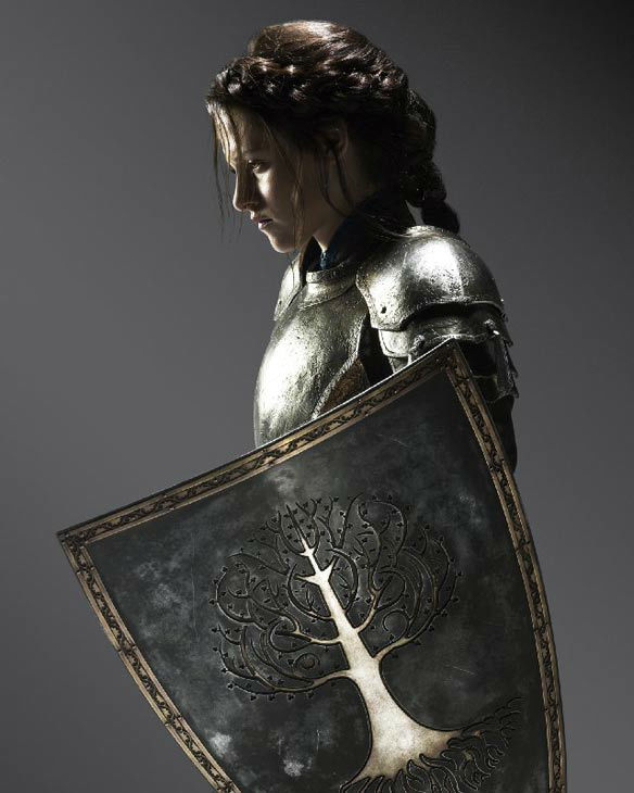 Kristen Stewart appears in a promotional poster for &#39;Snow White and the Huntsman,&#39; which is slated for release on June 1, 2012. <span class=meta>(FilmEngine &#47; Universal Pictures)</span>