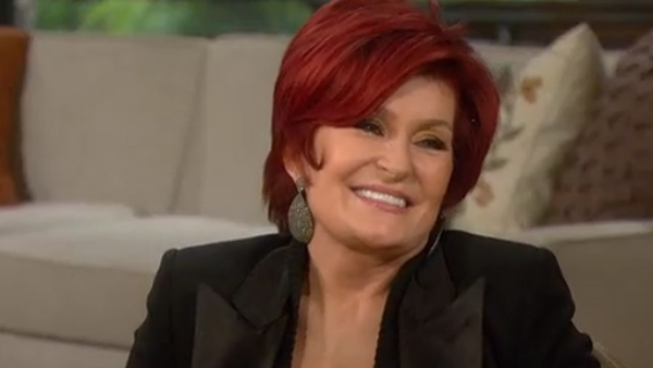 Sharon Osbourne appears on 'The Talk' on Oct. 6,...