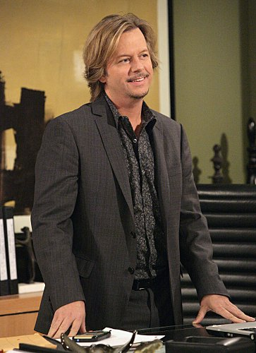 &#34;Nostradamus predicted carmageddon... and i think mob wives.. and possibly hoarders but i may be wrong,&#34;  Comedian David Spade wrote on Twitter on July 11, referring to &#34;Carmageddon,&#34; the closure of a major portion of Los Angeles&#39; 405 freeway over the weekend. &#40;Pictured: David Space appears in a still from &#39;Rules of Engagement.&#39;&#41; <span class=meta>(CBS)</span>