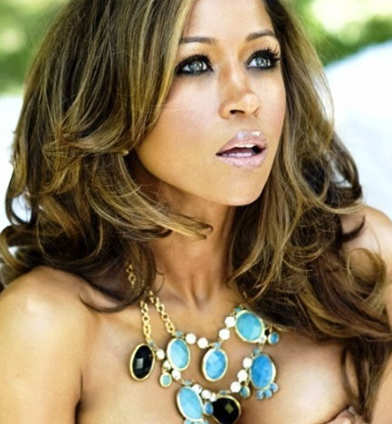 Pictured: Stacey Dash in a photo posted on her...