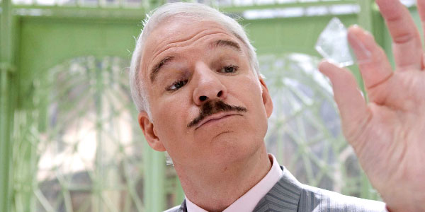 Steve Martin turns 67 on Aug. 14, 2012. The actor, comedian, writer, playwright and musician is known for his work in films such as &#39;Parenthood,&#39; &#39;Cheaper By The Dozen&#39; and &#39;The Pink Panther.&#39;&#40;Pictured: Steve Martin appears in a scene from the 2006 film &#39;The Pink Panther.&#39;&#41; <span class=meta>(20th Century Fox)</span>