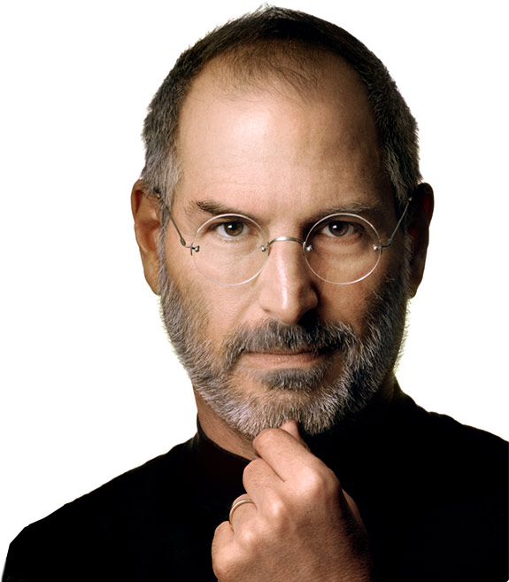 Steve Jobs landed in the No. 13 spot in the &#39;Most Trusted Celebrity&#39; list. The   Apple co-founder and CEO had a 52 percent favorability rating, in a poll of 2,012   Americans released by Reuters&#47;Ipsos  on August 17, 2011. &#40;Pictured: Steve Jobs appears in a still from the Apple.com website.&#41;  <span class=meta>(Apple.com)</span>