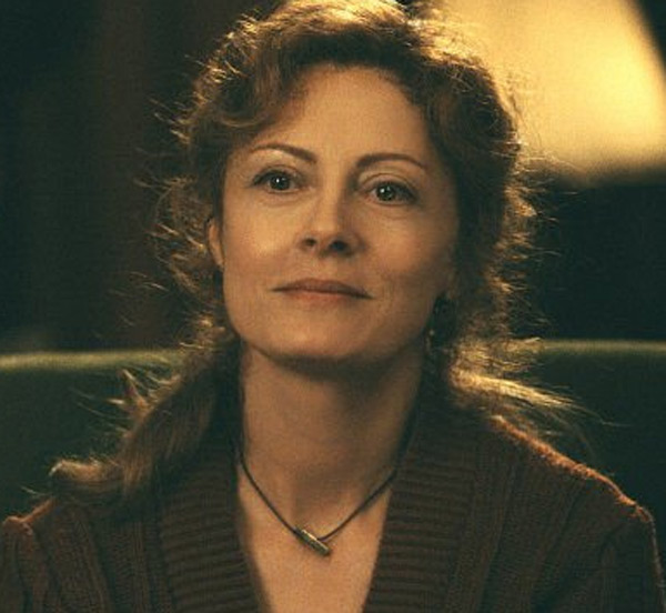 Susan Sarandon appears in a scene from the 2002...