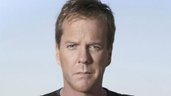 Pictured: Keifer Sutherland appears in a still...