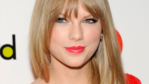 'Woman of the Year' award honoree singer Taylor...
