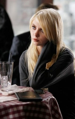 Taylor Momsen turns 19 on July 26, 2012. The actress is known for movies such as &#39;How the Grinch Stole Christmas,&#39; &#39;We Were Soldiers&#39; and the show &#39;Gossip Girl.&#39; She is also a singer in the rock band The Pretty Reckless.&#40;Pictured: Taylor Momsen appears in a scene from the show &#39;Gossip Girl.&#39;&#41; <span class=meta>(CBS Television Studios &#47; Warner Bros. Television)</span>