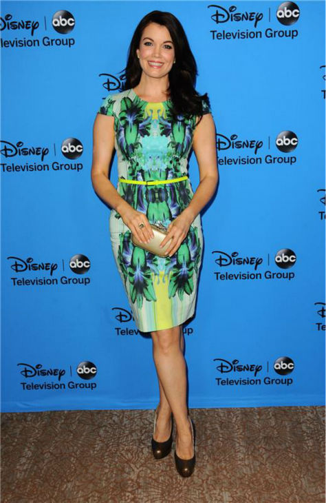&#39;Scandal&#39; star Bellamy Young attends the Disney-ABC Television TCA panel event in Beverly Hills, California on Aug. 4, 2013. <span class=meta>(Sara De Boer &#47; startraksphoto.com)</span>