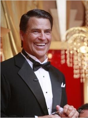 Ted McGinley in a promotional still for 'Dancing with the Stars,' dated Sept. 23, 2008.