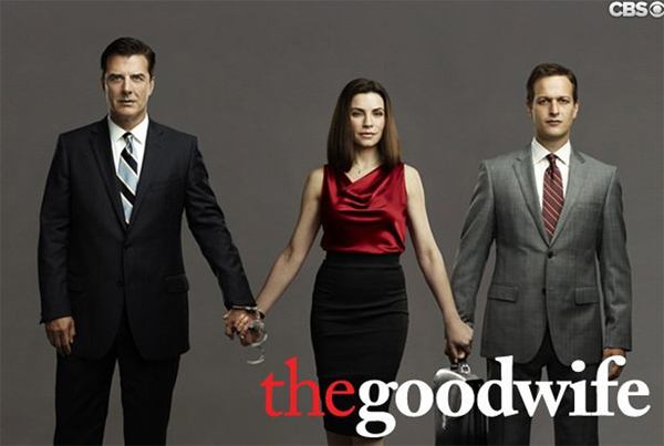 Still image of the cast from the show 'The Good Wife.'
