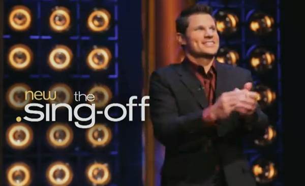 "<div class=""meta ""><span class=""caption-text "">'The Sing-Off,' NBC's a capella singing competition series, with host Nick Lachey and judges Ben Folds and Shawn Stockman, will return for a third season on Sept. 19, 2011 and will air on Mondays at 8 p.m. Sara Bareilles has replaced Nicole Scherzinger as the third celebrity judge following her departure to FOX's new singing contest series 'The X Factor.' (Sony Pictures Television)</span></div>"