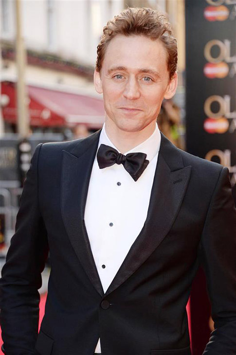 Tom Hiddleston of &#39;Thor&#39; fame &#40;he plays Loki&#41; appears at the 2014 Laurence Olivier Awards in London on April 13, 2014. The ceremony honors the best in London theatre. Hiddleston was nominated for his role in the Shakespeare play &#39;Coriolanus.&#39; <span class=meta>(Richard Young &#47; Rex &#47; Startraksphoto.com)</span>