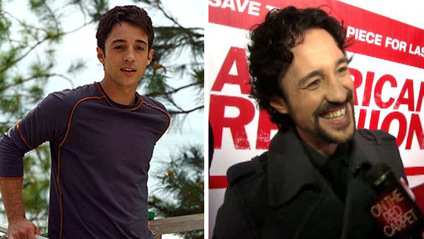 "<div class=""meta image-caption""><div class=""origin-logo origin-image ""><span></span></div><span class=""caption-text"">Thomas Ian Nicholas played Kevin Myers in four major 'American Pie' films, including the last one - 'American Reunion' in 2012.  He later had guest parts on television shows such as 'Medium' and 'Grey's Anatomy' and starred in several small films, such as the political movie 'The Chicago 8' with Gary Cole in 2010. In recent years, he filmed several independent movies. In 2014, he played Walt Disney in the movie 'Walt Before Mickey.'  In 2007, Nicholas married singer and songwriter DJ Colette. They have a son.  Nicholas also performs with his rock group, Thomas Nicholas Band.  (Pictured: Thomas Ian Nicholas appears in a scene from 'American Pie 2' in 2001. / Thomas Ian Nicholas talks to OTRC.com at the premiere of 'American Reunion' in April 2012 - watch our interview with the actor.) (Universal Pictures / OTRC)</span></div>"