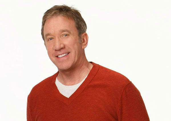 Tim Allen appears in a promotional photo for...