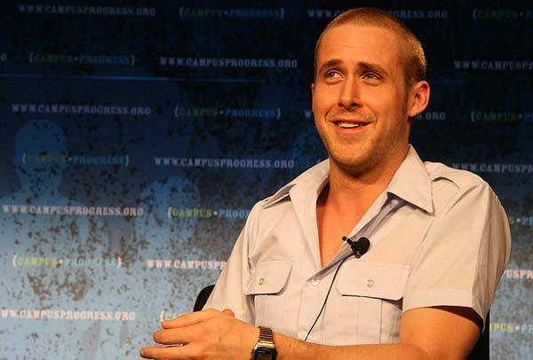 Ryan Gosling appears in a photo from the 2008 National Conference in Washington D.C.