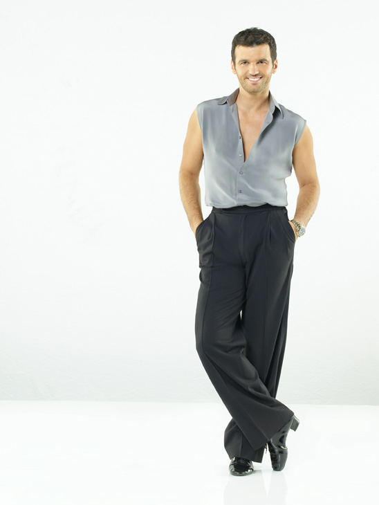 Tony Dovolani is back for his eleventh season, on season 12 of 'Dancing with the Stars,' which premieres on March 21 at 8 p.m. His partner is Wendy Williams, host of 'The Wendy Williams Show.'