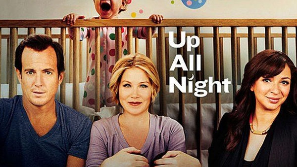&#39;Up All Night,&#39; NBC&#39;s new comedy series featuring Christina Applegate and Will Arnett, will debut on Sept. 14, 2011 and air on Wednesdays from 10 to 10:30 p.m. <span class=meta>(Universal Media Studios)</span>