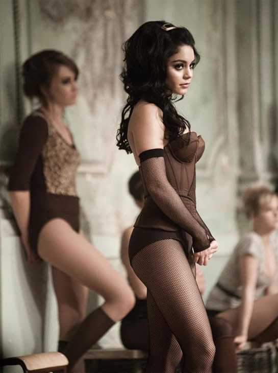 Vanessa Hudgens in a scene from the movie...