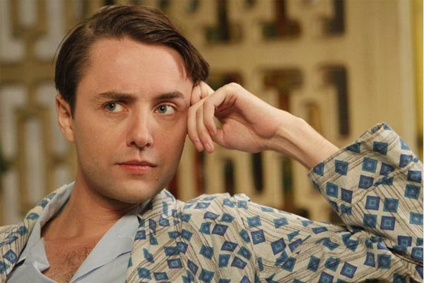 Vincent Kartheiser turns 33 on May 5, 2012. The actor is known for his role as Pete Campbell in the hit TV show, &#39;Mad Men.&#39; He&#39;s also known for &#39;Angel&#39; and films such as &#39;Alpha Dog&#39; and &#39;Alaska&#39; &#40;1996&#41;.  <span class=meta>(Lionsgate Television)</span>