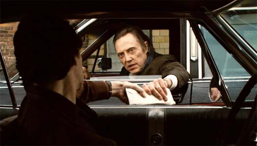 Christopher Walken in a scene from 'Kill the...