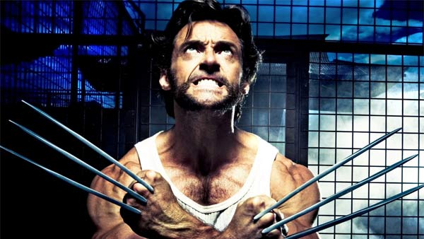 Hugh Jackman appears in a scene from 'X-Men Origins: Wolverine.'