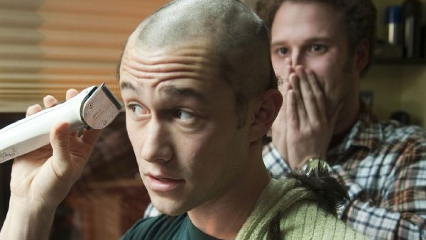 Joseph Gordon Levitt appears in a scene...