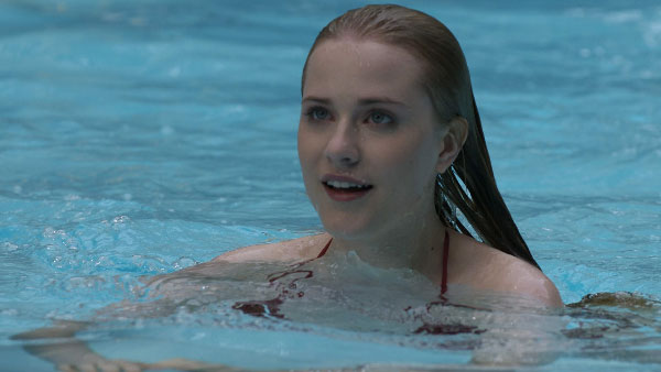 Evan Rachel Wood appears in a scene from the 2007 film 'The Life before Her Eyes.'