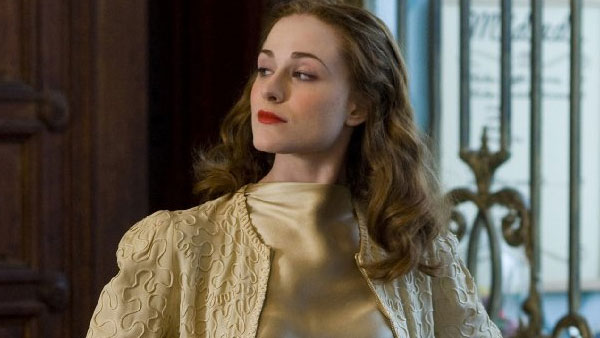 Evan Rachel Wood appears in a scene from the 2011 HBO TV mini-series 'Mildred Pierce.'