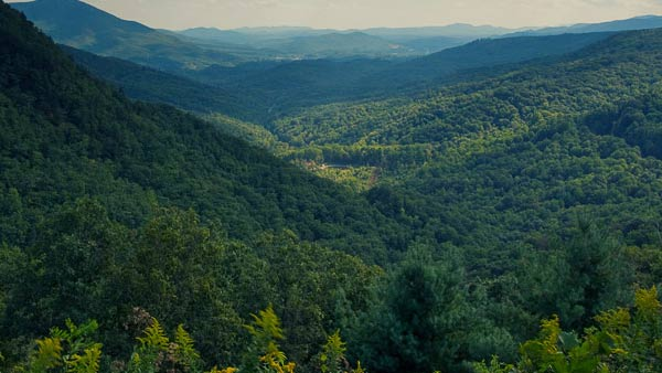 A photo of North Carolina from Sept. 25, 2011.