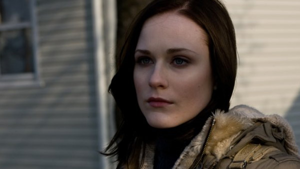 Evan Rachel Wood appears in a scene from the...