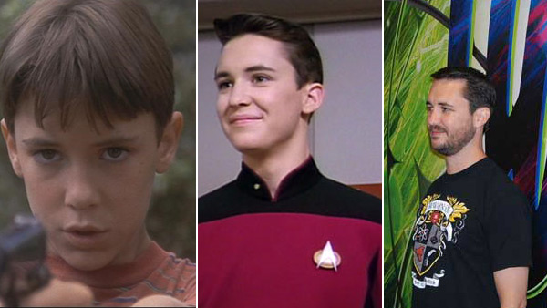 Wil Wheaton was about 14 when he played Gordie in the 1986 film &#39;Stand By Me.&#39; He went on to star as Wesley Crusher on &#39;Star Trek: The Next Generation,&#39; between 1987 and 1994 and has appeared on shows such as &#39;The Guild&#39; and &#39;Leverage&#39; in 2009 and 2010.  Wheaton has also done extensive voice-over work. Between 2003 and 2005, he voiced characters in the animated series &#39;Teen Titans.&#39;  Wheaton and his wife Anne have been married since 1999. She has two children from a previous relationship. Wheaton is also an author of books such as &#39;Sunken Treasure: Wil Wheaton&#39;s Hot Cocoa Box Sampler,&#39; which was released in 2011.  Wheaton reprised his role as Wesley Crusher in a scene in &#39;Star Trek: Nemesis,&#39; which was deleted from the final cut. He also voiced an alien in the 2009 &#39;Star Trek&#39; movie reboot. Wheaton&#39;s character on &#39;Star Trek&#39; was one of the most unpopular ones among the fans. &#39;I was surrounded every day by adults who I could relate to professionally, but not really personally ... I felt very lonely and very isolated,&#39; Wheaton said in a 2010 interview with StarTrek.com. &#39;And I imagine that Wesley Crusher would have felt the same way and would have experienced a lot of the same feelings that I did. I think if the writers had spent some time exploring that it probably would have given Wesley some extra dimensions that would have made him appeal to a wider audience.&#39;  In March 2011, Wheaton reunited with some of his &#39;Stand By Me&#39; cast members at an event at the Falcon Theater in Los Angeles to celebrate the 25th anniversary of the film.  &#40;Pictured: Wil Wheaton appears as Gordie in the 1986 movie &#39;Stand By Me.&#39; &#47; Wil Wheaton appears as Wesley Crusher in &#39;Star Trek: The Next Generation,&#39; which ran between 1987 and 1994 &#47; Will Wheaton is seen at Comic-Con in San Diego on Thursday, July 23, 2010.&#41; <span class=meta>(Columbia Pictures &#47; Paramount Television &#47; OTRC)</span>