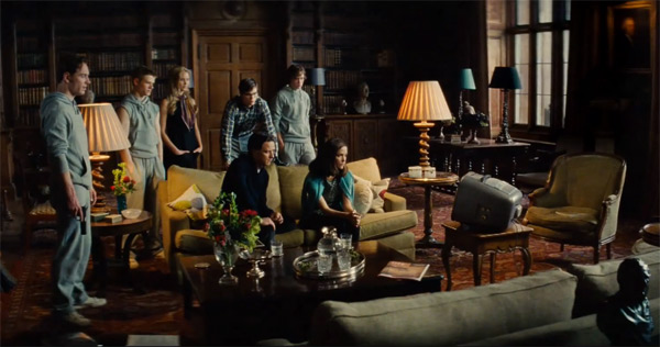 Professor Charles Xavier &#40;James McAvoy&#41; and his mutants gather in a scene from &#39;X-Men: First Class.&#39; <span class=meta>(Twentieth Century Fox Film Corporation)</span>