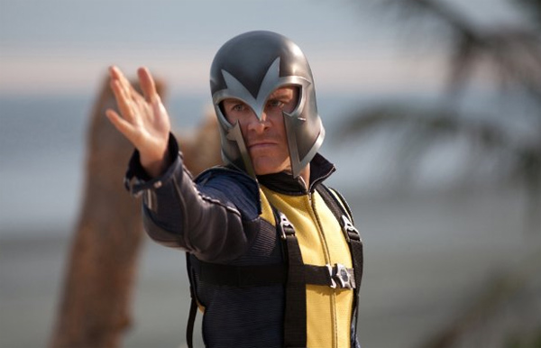 Michael Fassbender in 'X-Men: First Class.'