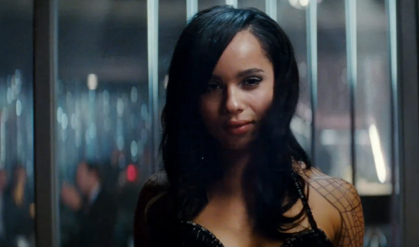 Zoe Kravitz appears as the mutant Angel Salvadore in a scene from &#39;X-Men: First Class.&#39; <span class=meta>(Twentieth Century Fox Film Corporation)</span>