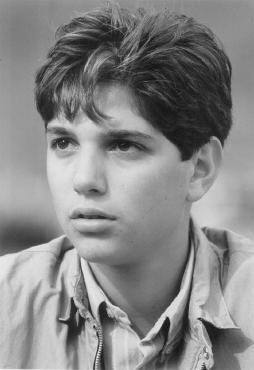 Ralph Macchio in a still from his 1988 film,...