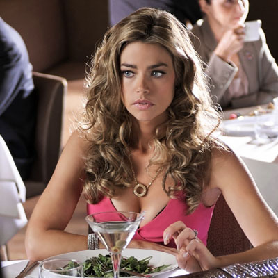 Denise Richards turns 42 on Feb. 17, 2013. The actress is known for movies such as &#39;Wild Things,&#39; &#39;Valentine,&#39; &#39;The World is Enough&#39; and &#39;Starship Troopers&#39; and the show &#39;Blue Mountain State.&#39; &#40;Pictured: Denise Richards appears in an undated still from an interview provided by Lionsgate Entertainment for &#39;Madea&#39;s Witness Protection.&#39;&#41; <span class=meta>(Lionsgate)</span>