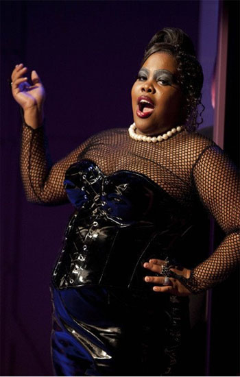 Amber Riley turns 27 on Feb. 15, 2013. The actress is known for her breakthrough role on the TV series &#39;Glee.&#39; &#40;Pictured: Amber Riley in a scene from &#39;Glee.&#39;&#41; <span class=meta>(Ryan Murphey Productions &#47; 20th Century Fox Television)</span>
